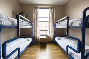 D1 Hostel Bunks
